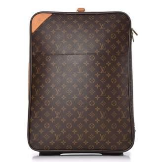 Louis Vuitton Suitcase Pegase Business NM Monogram 55 Brown