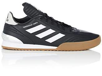 Gosha Rubchinskiy X adidas X ADIDAS MEN'S COPA SUPER LEATHER SNEAKERS - BLACK SIZE 7 M
