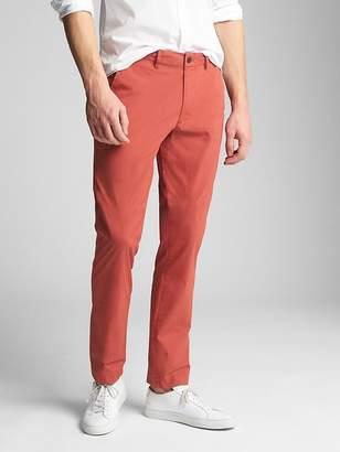 Gap Wearlight Khakis in Slim Fit with GapFlex