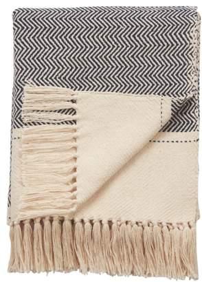 Jaipur Spirit Hand Loomed Throw Blanket