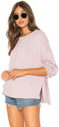 Free People Be Good Terry Pullover