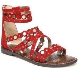 Sam Edelman Geren Suede Gladiator Sandals