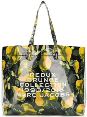 Marc Jacobs Redux Grunge Fruit tote