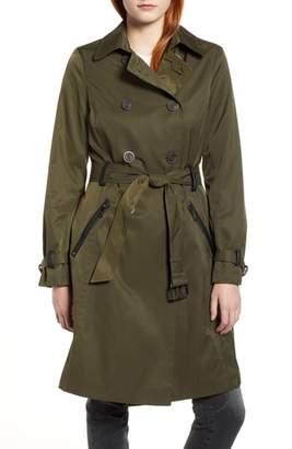 Sam Edelman Packable Trench Coat