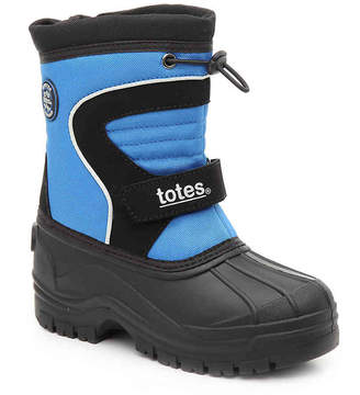 50fe4dd69cced totes Connor Toddler   Youth Snow Boot - Boy s