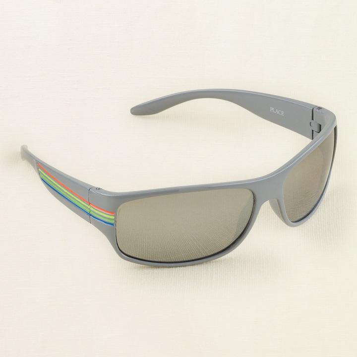 Children's Place Striped sunglasses