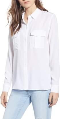 Rails Rhett Silk Shirt