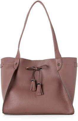 Jessica Simpson Dusty Plum Elenore Shoulder Bag