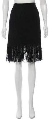 Maiyet Wool Knit Skirt