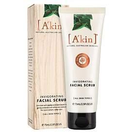 Jo-Jo A'kin and Al'chemy Jojo & Corn, Gentle Exfoliating Facial Scrub 75Ml