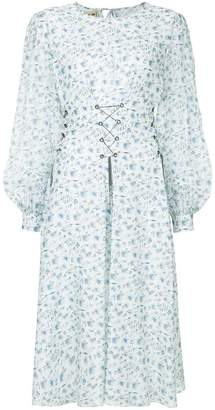 DAY Birger et Mikkelsen Flow The Label floral print dress