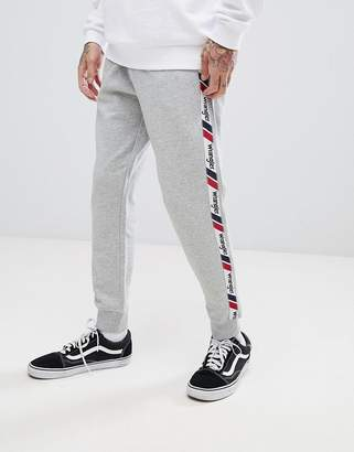 Wrangler Retro Side Stripe Joggers