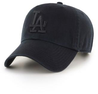 Women's '47 Clean Up La Dodgers Baseball Cap - Black $25 thestylecure.com