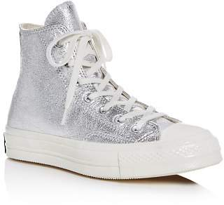 Converse Chuck Taylor All Star 70 Metallic High Top Sneakers
