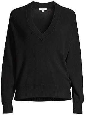 Equipment Women's Madalene V-Neck Cashmere Sweater