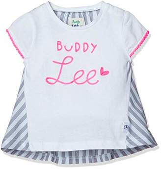 835faeb9b1b6c Buddy Lee (バディ リー) -  バディリー  Buddy Lee ストライプ 切替 Tシャツ