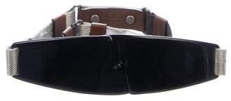Marni Chain-Mesh Adjustable Belt
