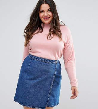 Asos Sweater In Silk Blend