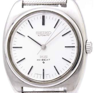 Seiko King 5621-7000 Stainless Steel Automatic 37mm Mens Watch