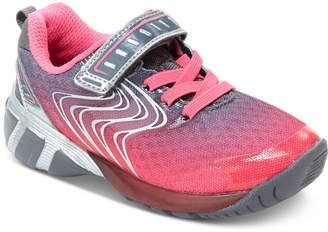 Stride Rite Lights Lux Tennis Shoes, Toddler & Little Girls (4.5-3)