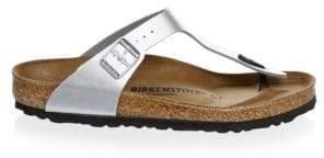 Birkenstock Gizeh Birko-Flor T-Strap Sandals