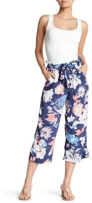 Shimera Paper Bag Ruffle Waist Pants