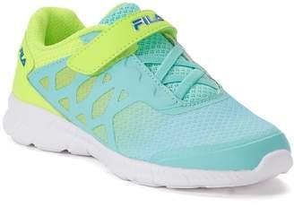 Fila Faction 3 Preschool Girls' Sneakers