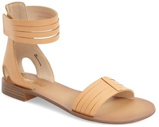 kensie 'Bibi' Sandal (Women) $58.95 thestylecure.com
