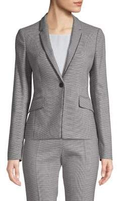 BOSS Jorita Classic Textured Blazer