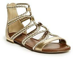 GByGUESS G By Guess Women's Kamio Gladiator Sandals $39.99 thestylecure.com