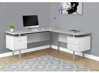 Latitude Run Darroll L-Shape Corner Desk