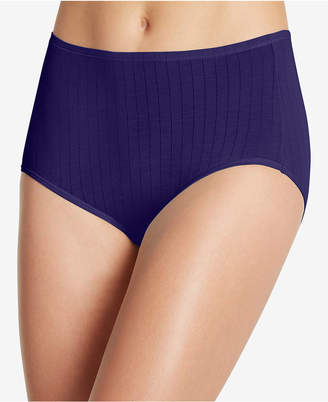 Jockey Supersoft Breathe Brief 2376, also available in extended sizes