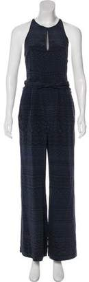 3.1 Phillip Lim Silk Wide-Leg Jumpsuit
