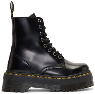 Dr. Martens Black Jadon Platform Boots