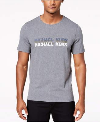 Michael Kors Men's Logo-Print T-Shirt
