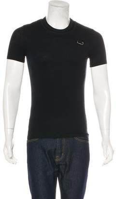 Christian Dior 2007 Metal-Accented T-Shirt