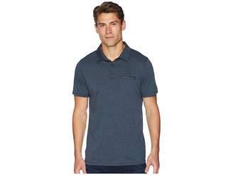 Rip Curl New Age Vapor Cool Polo Men's Short Sleeve Button Up