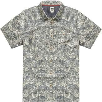 Reef Garden Short-Sleeve Shirt - Men's