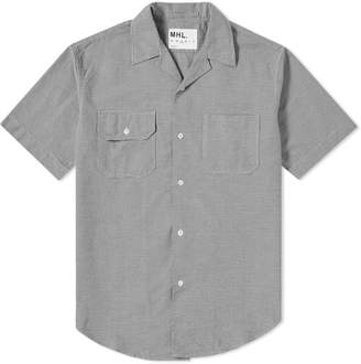 Mhl By Margaret Howell Short Sleeve Surplus Shirt