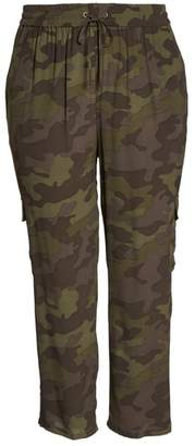 BP Camouflage Cargo Pants