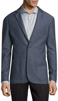 Saks Fifth Avenue Notch Lapels Jacket