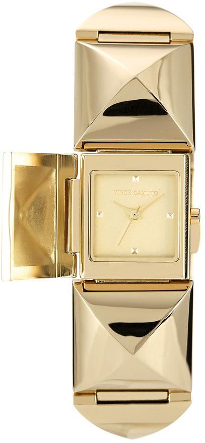 Vince Camuto Pyramid Station Bracelet Watch, 25mm