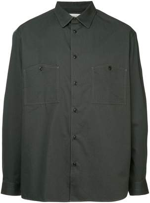 Lemaire loose fitted shirt