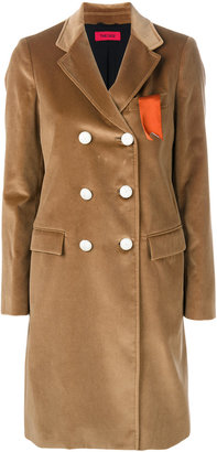 The Gigi double breasted coat