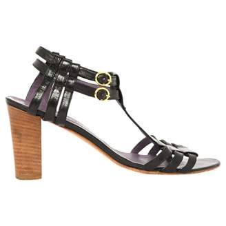 Avril Gau Leather Sandals
