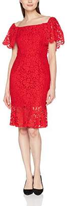 Gina Bacconi Women's Maria Shoulderless Lace Party Dress