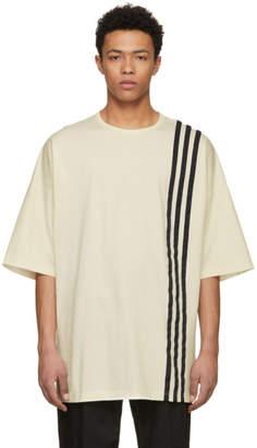 Y-3 Off-White 3-Stripes T-Shirt