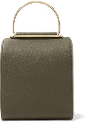 Roksanda Besa Textured-leather Shoulder Bag