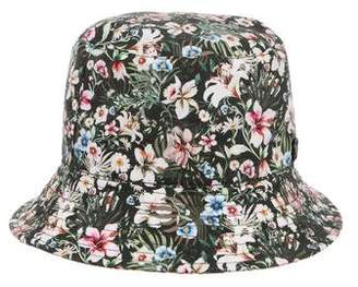 Maison Michel Jason Floral Bucket Hat w/ Tags