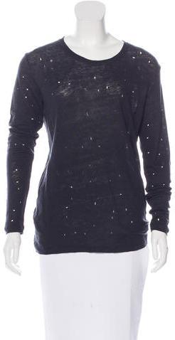 IROIro Marvina Distressed T-Shirt